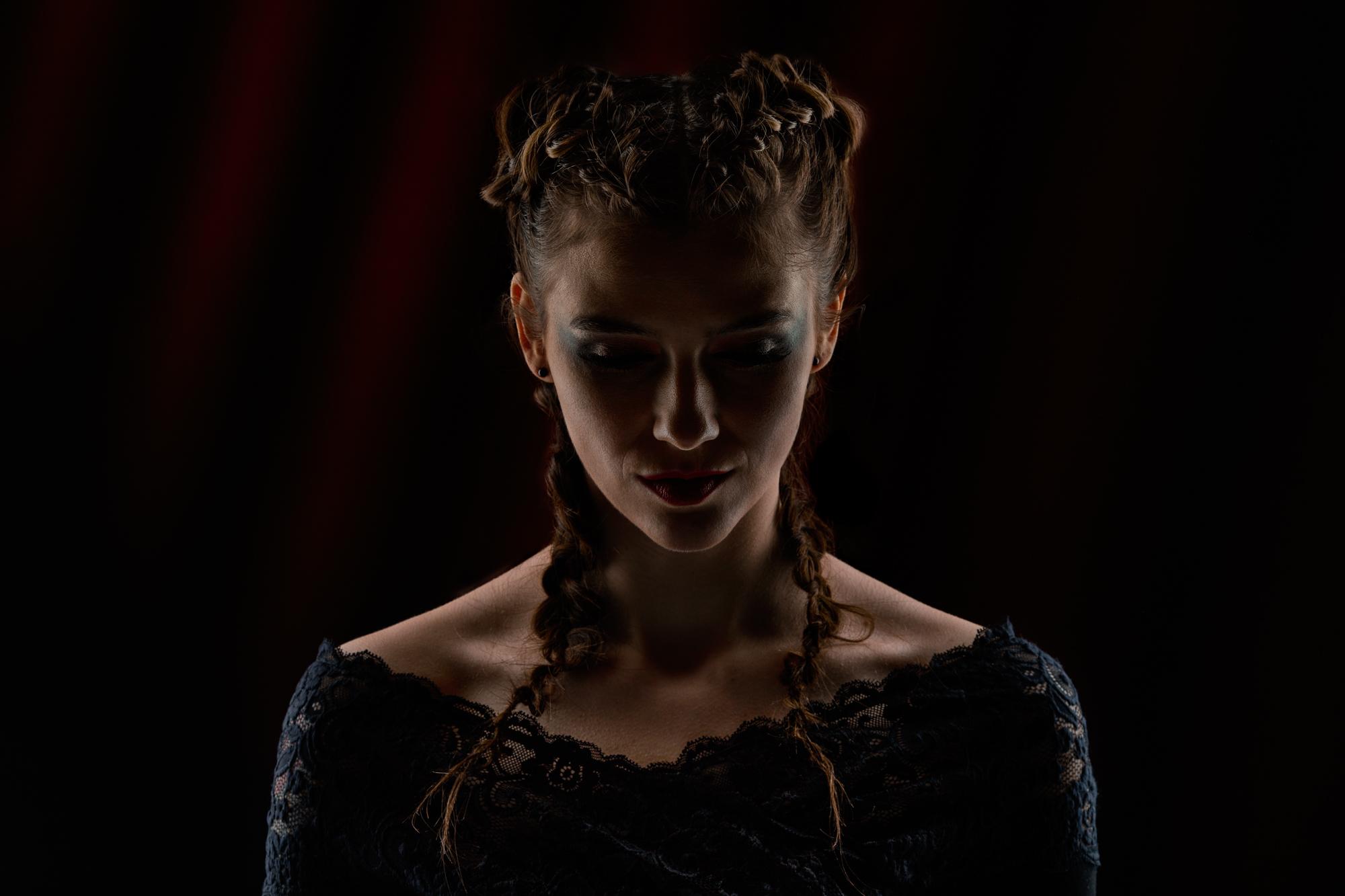 Model: Frederikke Salvatore / Makeup: CamillaDecor